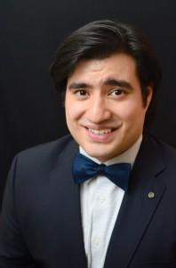 Daniel Rosales Headshot